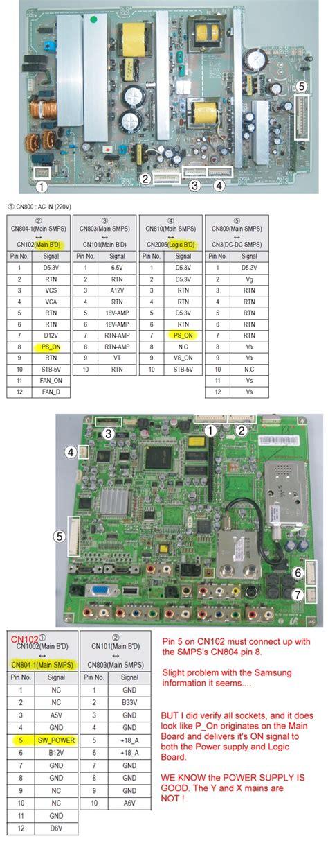 xaa plasma tv service manual download html