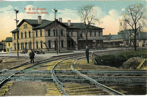 vintage railroad postcards 05 31 12