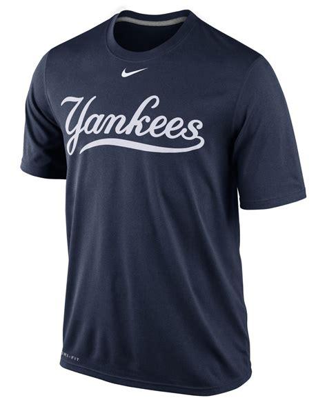 t shirt yankees2 nike s new york yankees legend wordmark t shirt in