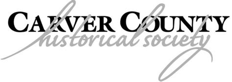 Carver County Records Carver County Historical Society Inc Givemn