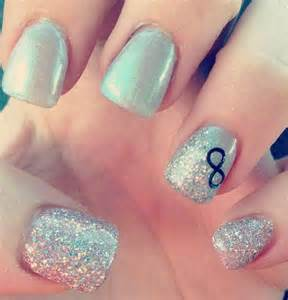 Infinity Nail Infinity Nails Nail Ideas