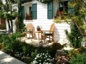 Mobile Home Yard Design Ideas For A Slope Small Yard Landscaping Ideas Hgtv