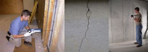 repairing basement cracks columbus ohio basement repair jaco columbus