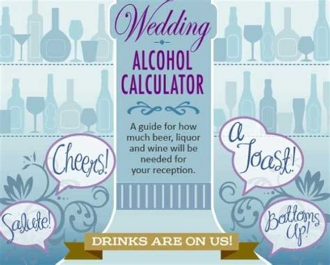 17 Best ideas about Wedding Alcohol Calculator on