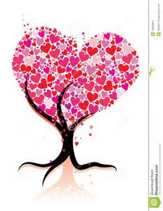 Love tree stock images image 14863824