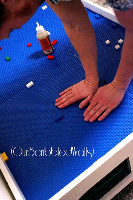 diy reversible lego table diy lego table lego and lego table on