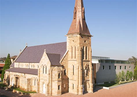 Marist Mba Requirements by St Patricks Cathedral Heritage Restoration And Refurbishment