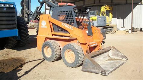 daewoo 1760xl skid steer