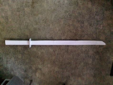 Make A Paper Sword - paper samurai sword