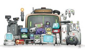 Brief history of video games the glimpse