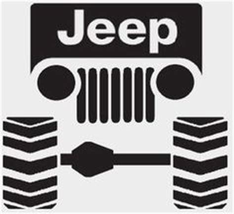 jeep grill silhouette jeep silhouette clip art cliparts