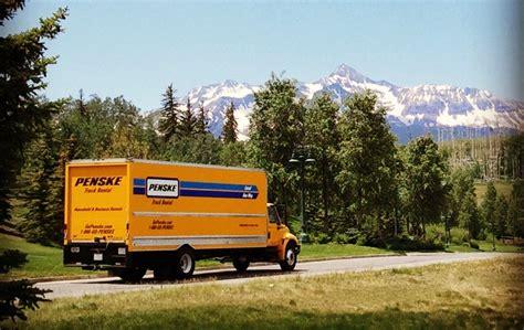 endless possibilities  penske truck rentals  unlimited miles bloggopenskecom