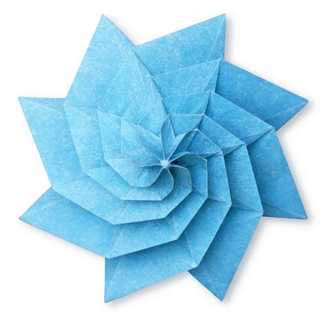 Origami Spiral - origami spiral craft or creative ideas