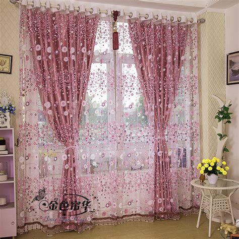 buy drapes online canada shop popular red sheer curtain from china aliexpress