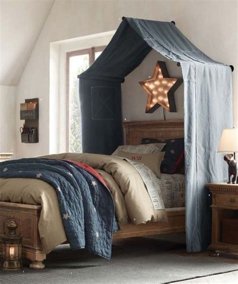 bedroom tent ideas 20 cozy and tender kid s rooms with canopies messagenote
