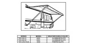 a e awning parts list pictures to pin on pinsdaddy