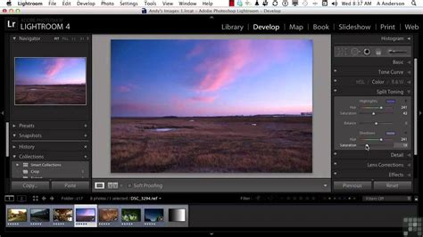 lightroom tutorial adobe tv adobe lightroom 4 tutorial split toning workflow