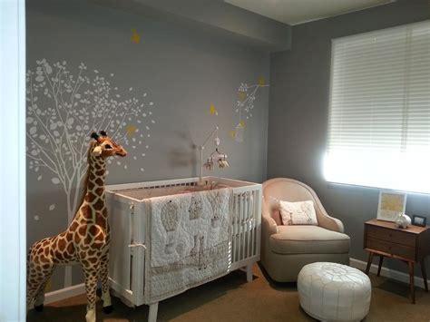 gender neutral nursery design ideas