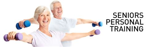 personal trainer for seniors in home