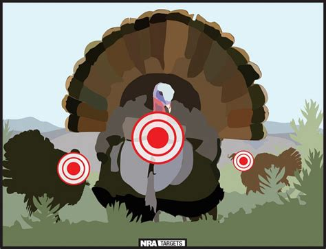 printable turkey hunting targets free printable hunting practice targets 171 daily bulletin