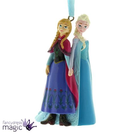 disney frozen hanging character ornament tree decoration gift 8cm ebay