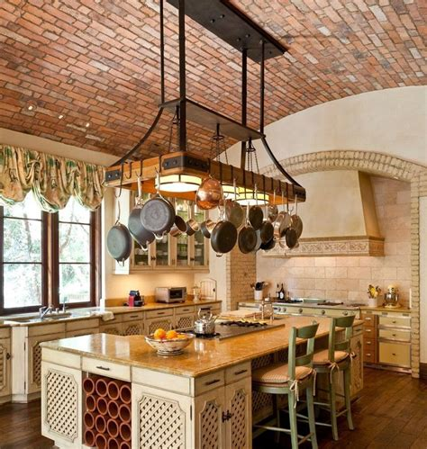 hang pots from ceiling best 25 hanging pots kitchen ideas on hanging