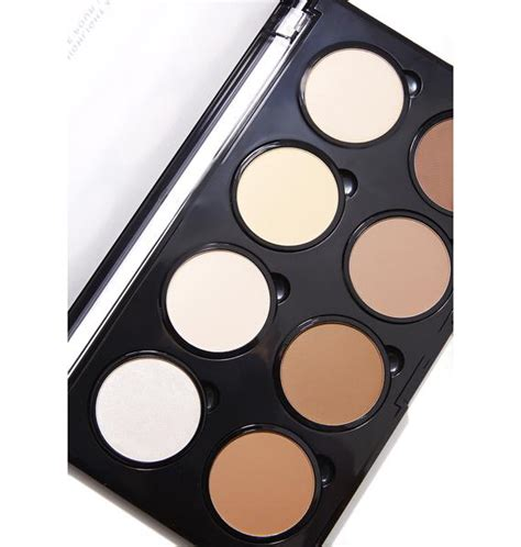 Nyx Highlight And Contour nyx highlight and contour pro palette dolls kill