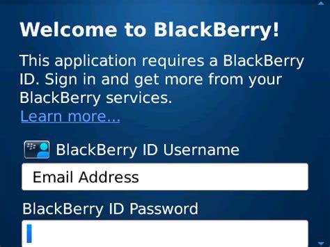 cara membuat id card bbm cara daftar blackberry id buat akun bbm
