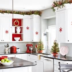 decoration ideas for kitchen inspiring christmas decor ideas