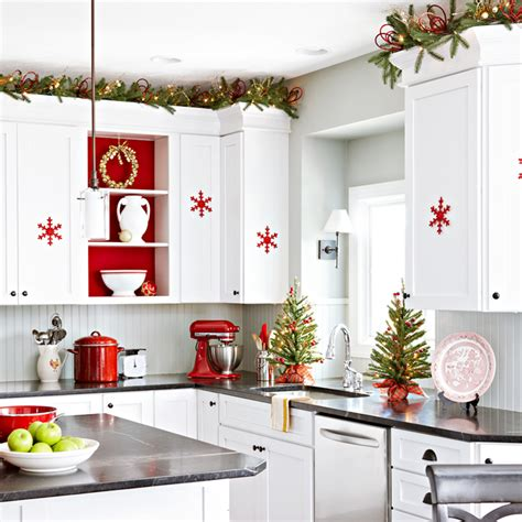 Transform Kitchen Cabinets 50 best christmas decoration ideas for 2017