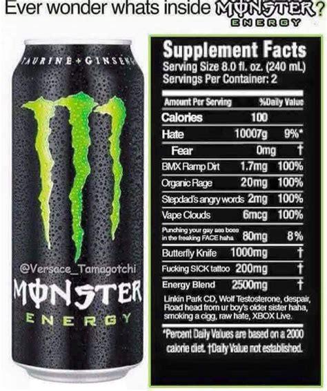 energy drink quora image gallery energy drink ingredients