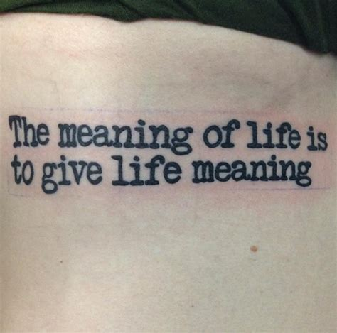 powerful tattoo quotes about life 52 powerful quote tattoos everyone should read tattooblend
