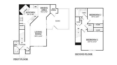 vista del sol floor plans floorplans vista del sol lincoln military housing