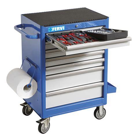 carrello porta attrezzi completo carrello completo di utensili c960c cassettiere