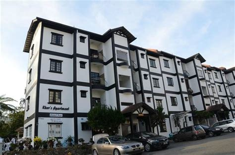 Apartment List In Cameron Highlands Khor S Apartments Greenhill Resort キャメロンハイランド 口コミ 宿泊
