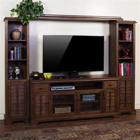 tv wall unit entertainment wall unit w 65 quot w tv console by sunny
