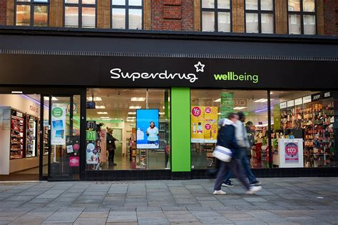superdrug a s watson a member of ck hutchison