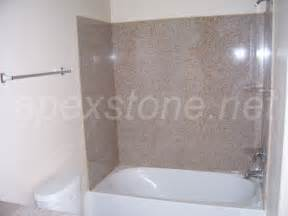 china marble granite wall bath tub surround