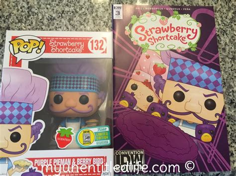 Strawberry Shortcake Giveaways - strawberry shortcake giveaway straight from comic con ends 8 31 finding sanity in