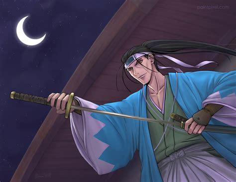 Kaos Samurai X 47 Yahiko Myojin claim continue claim your current category character