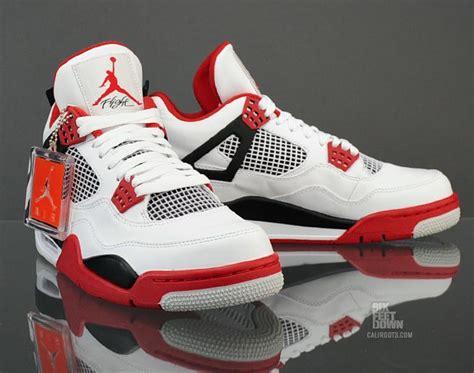 jordans sneaker air 4 retro shoes sneaks