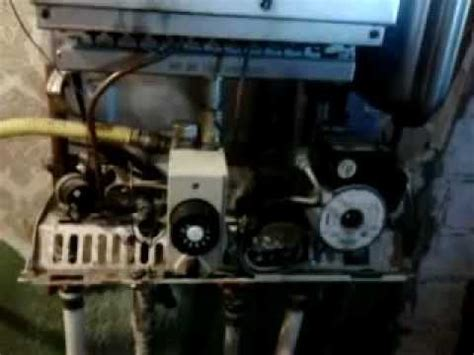 V Lu Senja Motor переделанный настенный котёл