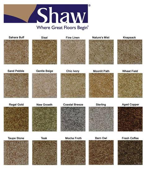 Material Of Carpet by Shaw Carpet Color Sles Carpet Vidalondon
