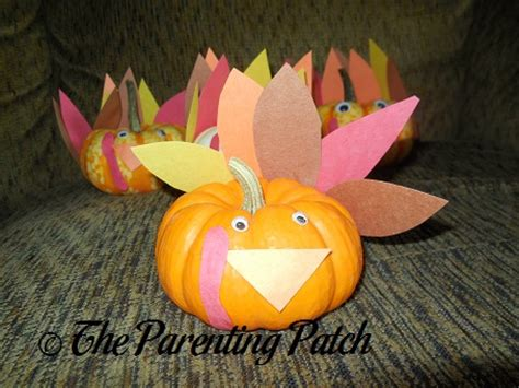 Construction Paper Thanksgiving Crafts - turkey craft roundup parenting patch