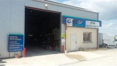 Garage Opel Epernay by Top Garage Fm Auto Moto Garage Automobile 87 Route D