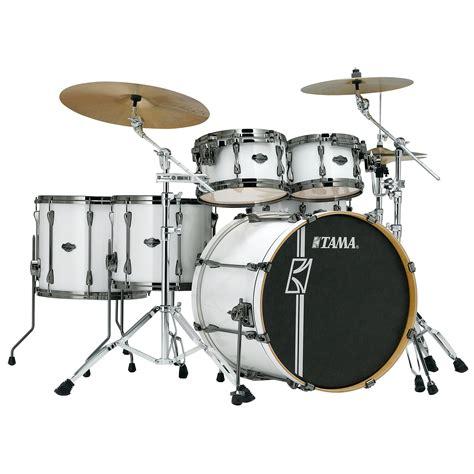 Drum White No Brand 18 tama superstar hyper drive 22 quot sugar white 10092851