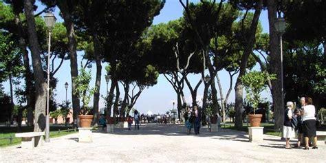 giardino dei aranci giardino degli aranci parco di roma situato sul colle