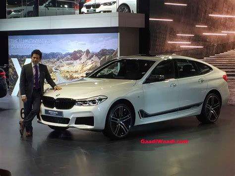 Bmw Gt Series by 2018 Auto Expo Bmw 6 Series Gt Launched In India At Rs