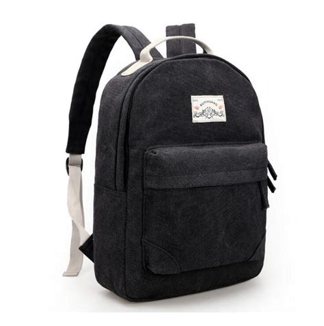 Backpack Tas Ransel tas ransel backpack student black jakartanotebook