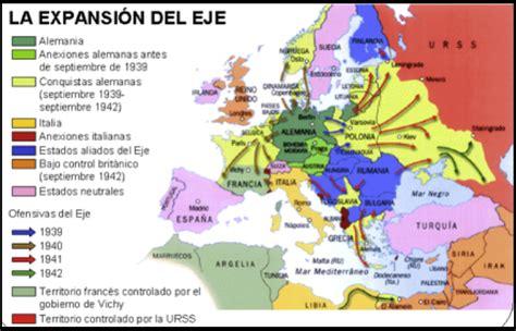 europa contra europa 1914 1945 8498921996 mapa europa 1942 historia 1 186 bachiller